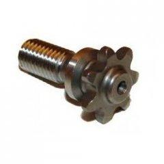 143.290.007 Pignone Minimoto Motore Polini filetto M.8  Z 7- Ricambi e Accessori Minimoto