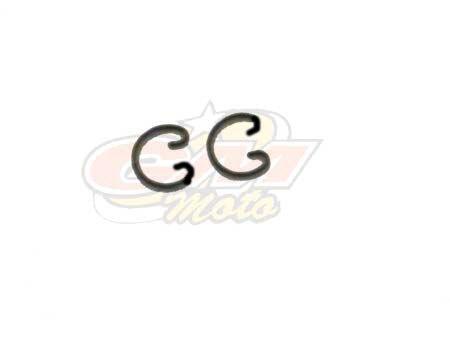 143.315.001 Fermo Spinotto Seeger Diametro 10 filo 08 Minimoto Motore Polini- Ricambi e Accessori Minimoto