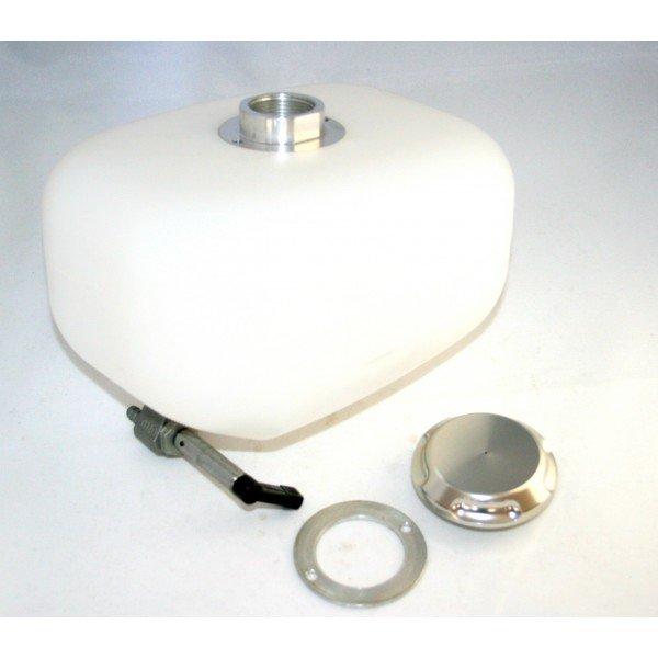 Serbatoio Maggiorato Minimoto GRC con Tappo in Alluminio- Ricambi e Accessori Minimoto