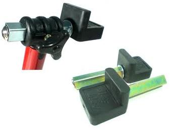 Supporto per Cavalletto portamoto universale in Gomma- Ricambi e Accessori Moto